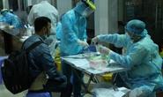 Ga Sài Gòn dừng xét nghiệm Covid-19