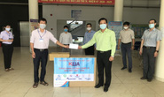 Hội Chuyên gia trí thức Việt Nam-Hàn Quốc hỗ trợ y bác sĩ tại Trung tâm Y tế quận Thủ Đức