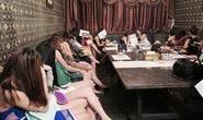 Giải cứu 12 thiếu nữ 13-16 tuổi bị bắt nhốt để phục vụ các quán karaoke