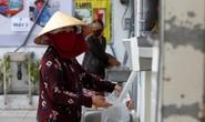 """""""ATM gạo"""" của Việt Nam lên báo nước ngoài"""