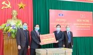Thanh Hóa hỗ trợ tỉnh Houaphanh - Lào 1 tỉ đồng phòng chống dịch Covid-19