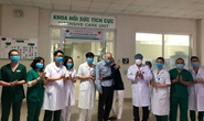 Thêm 9 bệnh nhân khỏi bệnh Covid-19, nhiều người là nhân viên Bệnh viện Bạch Mai