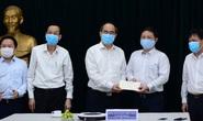 Lãnh đạo TP HCM biểu dương các đơn vị chống dịch