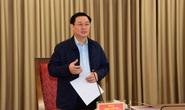 Bí thư Vương Đình Huệ: Tham nhũng vặt làm xói mòn lòng tin, rất nguy hiểm