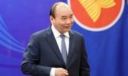 Cận cảnh Thủ tướng chủ trì Hội nghị cấp cao đặc biệt ứng phó Covid-19