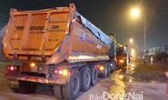 Đồng Nai: Phục kích bắt nhiều xe có dấu hiệu chở quá tải trong đêm
