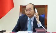 Thủ tướng Nguyễn Xuân Phúc điện đàm, mời Thủ tướng Thụy Điển thăm Việt Nam