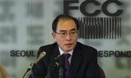 Cựu quan chức cấp cao Triều Tiên sang Hàn Quốc làm nghị sĩ