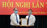 Trao quyết định phê chuẩn Phó Chủ tịch UBND TP HCM đối với ông Dương Anh Đức