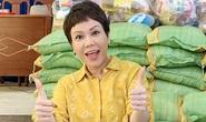 Việt Hương tặng 1 tấn gạo đến các nghệ sĩ khó khăn