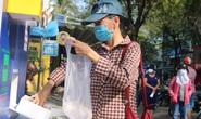 """""""ATM thực phẩm miễn phí"""" lan tỏa lòng nhân ái, sự sẻ chia"""