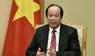 Bộ trưởng Mai Tiến Dũng: Ngăn sông cấm chợ là sai chỉ đạo của Thủ tướng