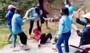 Vụ 20 cô gái cầm gậy hỗn chiến náo loạn trên đường: Công an bước đầu làm rõ