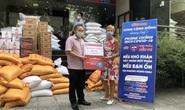 Một người Úc tặng 2 tấn gạo cho ATM thực phẩm miễn phí của Báo Người Lao Động