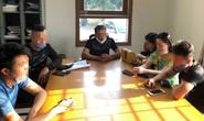 Quảng Nam: 9 thanh niên nam nữ vừa đi ô tô, vừa chơi ma túy