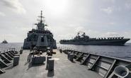 Úc điều tàu chiến đến biển Đông tập trận với Mỹ