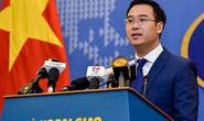 Phản ứng của Việt Nam về công hàm ngày 17-4 của Trung Quốc gửi Tổng thư ký LHQ