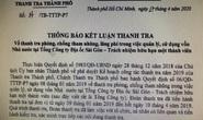 Nhiều sai phạm tại Tổng Công ty Địa ốc Sài Gòn TNHH MTV
