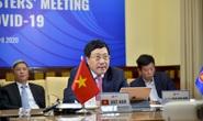 Ngoại trưởng ASEAN-Mỹ: Cần duy trì trật tự khu vực dựa trên luật lệ