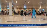 215 người Việt từ Singapore về nước tại sân bay Cần Thơ như thế nào?