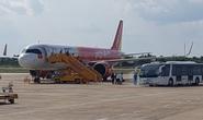 105 người Việt Nam về nước tại sân bay Cần Thơ