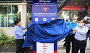 Báo Người Lao Động mở cây ATM thực phẩm miễn phí tại Hà Nội