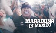 Giảm nỗi nhớ bóng đá bằng loạt phim tài liệu về Maradona, Tevez, Griezmann