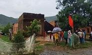 Lâm Đồng: Lốc xoáy, hàng chục căn nhà bị tốc mái