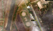 Đoàn tàu riêng của ông Kim Jong-un xuất hiện ở khu nghỉ dưỡng Wonsan