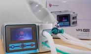 Hai mẫu máy thở do Vingroup sản xuất sắp ra thị trường