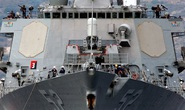 Tàu chiến Mỹ tuần tra hàng hải gần quần đảo Hoàng Sa