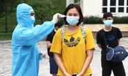 Cách ly hơn 600 công dân Việt Nam từ Lào về Thanh Hóa