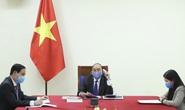 Thủ tướng Nguyễn Xuân Phúc điện đàm với Tổng thống Hàn Quốc về dịch Covid-19