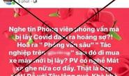 Đề nghị Bộ Tư pháp kiểm tra, xử lý người xúc phạm nhà báo mắc Covid-19 khi tác nghiệp