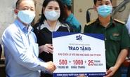 Báo Người Lao Động Cùng cộng đồng chung tay phòng chống dịch: Những món quà nghĩa tình