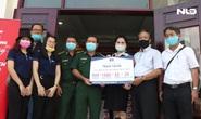 Chung tay phòng chống dịch Covid-19: Công ty CP Đầu tư SK đồng hành cùng Báo Người Lao Động