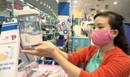 Đồng Tháp: Nhân viên siêu thị chế tạo máy rửa tay kháng khuẩn