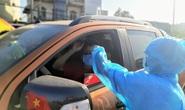 Lô hàng khẩu trang y tế bị bắt tại cổng sân bay Tân Sơn Nhất