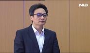 Video: Phó Thủ tướng Vũ Đức Đam cảm ơn nhân dân đã đồng lòng chống dịch