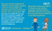 Phá giải 4 tin đồn tai hại về bệnh Covid-19