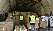 Covid-19: Trung Quốc thu cả tỉ USD từ xuất khẩu sản phẩm y tế