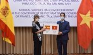 Trao 550.000 khẩu trang kháng khuẩn hỗ trợ các nước châu Âu phòng chống dịch Covid-19