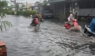 TP HCM sắp có mưa to và dông lốc