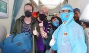 Hai chuyến bay đặc biệt từ Việt Nam đưa công dân châu Âu hồi hương