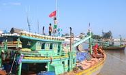 Động viên ngư dân bám biển sản xuất
