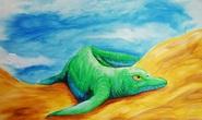 Sốc với quái vật 248 triệu tuổi cùng dòng máu khủng long, cá sấu và chim