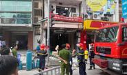Nổ bình gas tại nhà hàng gà rán Bonchon, nhiều người bị thương