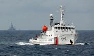 Cảnh giác hành động của Trung Quốc trên biển