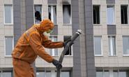 Nga điều tra mẫu máy thở bị nghi gây cháy, làm chết 6 người