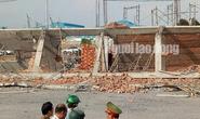 Sập công trình ở tỉnh Đồng Nai, 10 người thiệt mạng